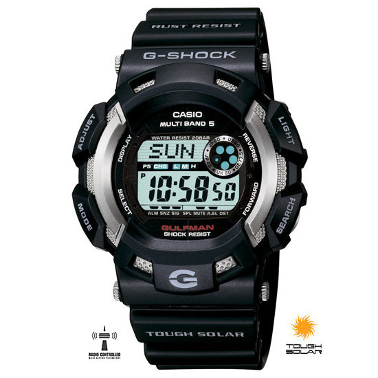 CASIO - WG-100C-1AER / AWG-101-1AER / GS-1100-2AER G-SHOCK_WATCH68734